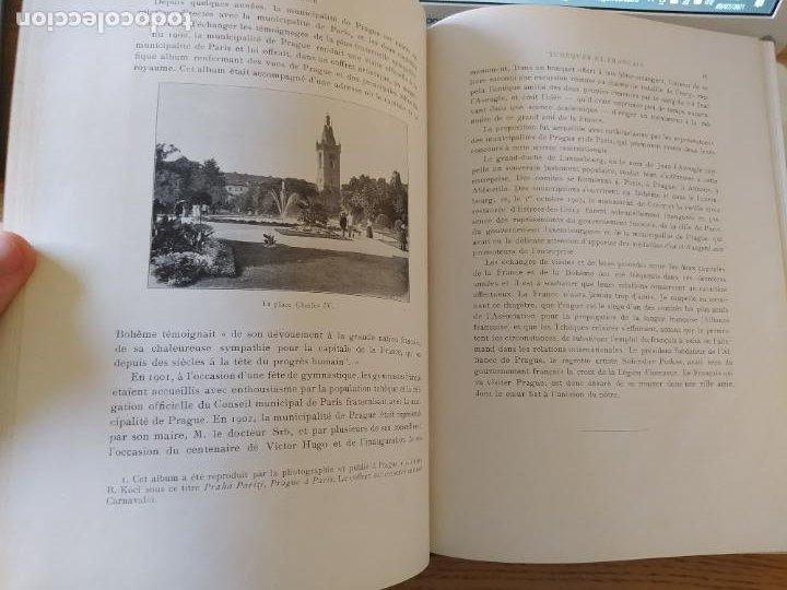 Libros antiguos: Les Villes d Art Célèbres - Prague Louis Leger Librairie Renouard / Henri Laurens, Paris, 1907 - Foto 24 - 274597533