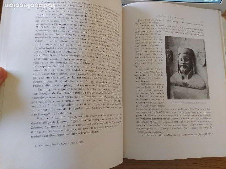 Libros antiguos: Les Villes d Art Célèbres - Prague Louis Leger Librairie Renouard / Henri Laurens, Paris, 1907 - Foto 25 - 274597533
