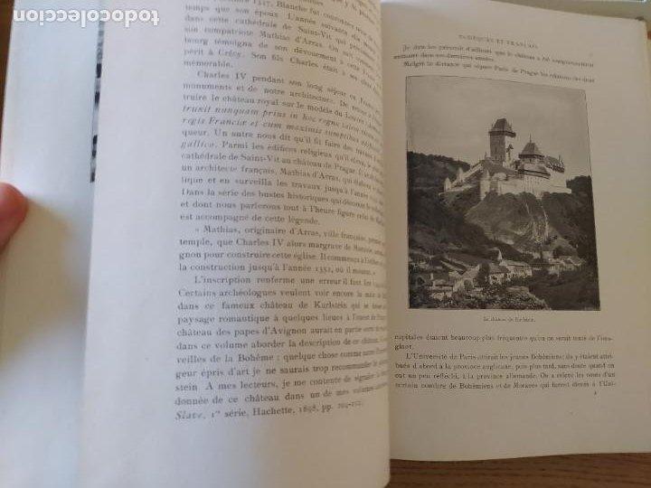 Libros antiguos: Les Villes d Art Célèbres - Prague Louis Leger Librairie Renouard / Henri Laurens, Paris, 1907 - Foto 26 - 274597533