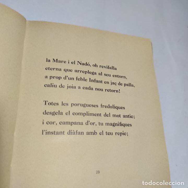Libros antiguos: Epifanía. J.M. López-Rico. OP. XXX. Editorial Altés. Barcelona. Primera edición. Firmada y dedicada - Foto 5 - 274684398