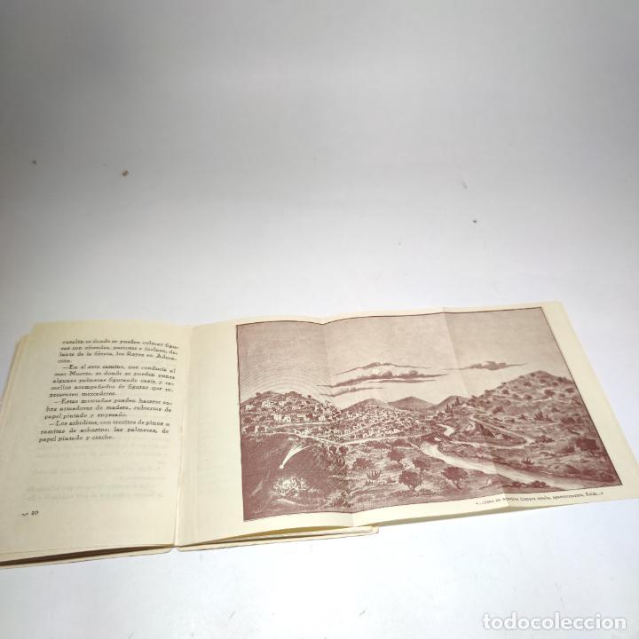 Libros antiguos: Orientaciones para la construcción de un Nacimiento. José Palacios Sanz. Madrid. 1961. - Foto 8 - 274687908