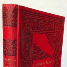Libros antiguos: DESPUÉS DE LA SIEGA. NOVELA. - RAMÍREZ ÁNGEL, E.. Lote 123234860