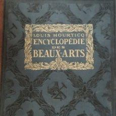 Libros antiguos: BEAUX ARTS. Lote 275104748