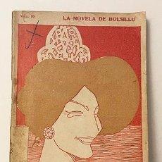 Libros antiguos: LA NOVELA DE LA FORNARINA. (CONSUELO BELLO) (CUBIERTA E ILUSTRACIONES DE K-HITO. Lote 275177993