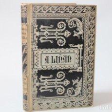 Livres anciens: 1885 / GUIA Y AVISOS DE FORASTEROS QUE VIENEN A LA CORTE / ANTONIO LIÑAN Y VERDUGO. Lote 275291488