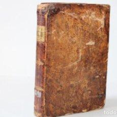 Libros antiguos: 1789 / AFORISMOS DE HYPOCRATES / DON ALONSO MANUEL SEDEÑO DE MESA. Lote 275462093