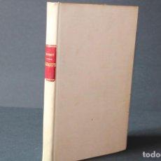 Livres anciens: MARGOT / ALFREDO DE MUSSET / ILUSTRADA CON MAGNIFICAS LAMINAS POR GASPAR CAMPS. Lote 275524753
