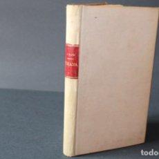 Livres anciens: INDIANA / JORGE SAND / ILUSTRADA CON MAGNIFICAS LAMINAS POR GASPAR CAMPS. Lote 275526638