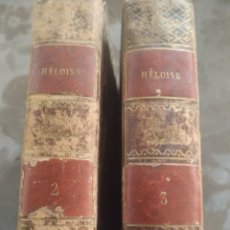 Libros antiguos: DOS LIBROS DE 1788, HELOISE. Lote 275705133
