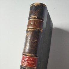 Libros antiguos: LA CAZA DE LA PERDIZ CON RECLAMO POR A + B - 2ª EDICION CORREGIDA Y AUMENTADA AÑO 1923. Lote 275844138