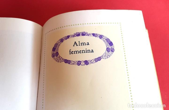 Libros antiguos: Abigaíl Mejia - POR ENTRE FRIVOLIDADES - FEMINISMO, MODERNISMO, PERIODISMO... 1922 - Foto 5 - 275890083