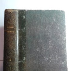 Libros antiguos: COLECCIÓN DE PANEGIRICOS ORIGINALES TOMO VII Y TOMO VIII 1848 VICENTE HERNÁNDEZ / JOSÉ VICENTE DURÁ. Lote 276025843