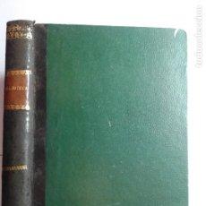 Libros antiguos: BIBLIOTECA PREDICABLE TOMO V 1850 FELIX LÁZARO GARCÍA IMPRENTA DE JOSÉ REDONDO CALLEJA MADRID. Lote 276026368