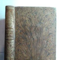 Libros antiguos: CARTA PASTORAL CON VARIOS EJEMPLOS AÑADIDOS POR ANTONIO MARÍA CLARET 1864 FELIX HERRERO VALVERDE. Lote 276027053