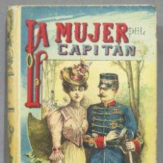 Libros antiguos: LA MUJER DEL CAPITAN. PIERRE MAEL. CALLEJA. Lote 276197153