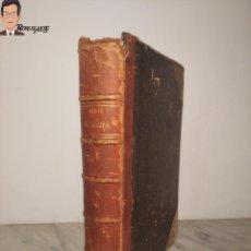 Libros antiguos: OBRAS COMPLETAS DE MARIANO JOSÉ DE LARRA (FÍGARO) 1886 - MONTANER Y SIMÓN EDITORES - J. L. PELLICER. Lote 276197388