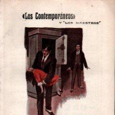 Libros antiguos: P. ARMSTRONG : JIMMY SAMSON (LOS CONTEMPORÁNEOS, 1914) DOS CUADERNOS. Lote 276232788