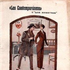 Libros antiguos: EUGENIO SELLÉS : EL RAYO VERDE (LOS CONTEMPORÁNEOS, 1914). Lote 276232918