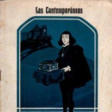 Libros antiguos: FRANCISCO VILLESPESA : LAS JOYAS DE MARGARITA (LOS CONTEMPORÁNEOS, 1912). Lote 276233898