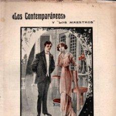 Libros antiguos: SOFIA CASANOVA : LA MADEJA (LOS CONTEMPORÁNEOS, 1913) FEMINISMO. Lote 276233968