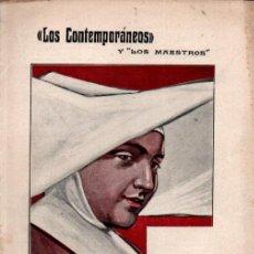 Libros antiguos: BENITO PÉREZ GALDÓS : PEDRO MINIO (LOS CONTEMPORÁNEOS, 1913). Lote 276234033