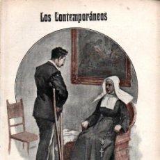 Libros antiguos: JACINTO BENAVENTE : LA FUERZA BRUTA (LOS CONTEMPORÁNEOS, 1913). Lote 276234768