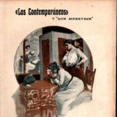 Libros antiguos: JACINTO BENAVENTE : EL TREN DE LOS MARIDOS (LOS CONTEMPORÁNEOS, 1913). Lote 276242193