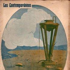 Libros antiguos: CARMEN DE BURGOS COLOMBINE : EL VENENO DEL ARTE (LOS CONTEMPORÁNEOS, 1910). Lote 276242418