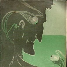 Libros antiguos: PAUL HERVIEU : LOS OJOS VERDES Y LOS OJOS AZULES (EL CUENTO SEMANAL, 1910). Lote 276246033