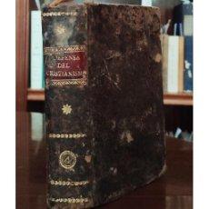 Libros antiguos: DEFENSA DEL CRISTIANISMO, O CONFERENCIAS SOBRE LA RELIJION. TOMO IV. Lote 276273928