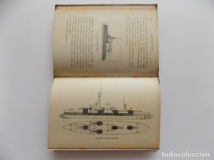 Libros antiguos: LIBRERIA GHOTICA. ANGEL BLANCO. ARQUITECTURA NAVAL. 1910. MUY ILUSTRADO - Foto 3 - 276371678