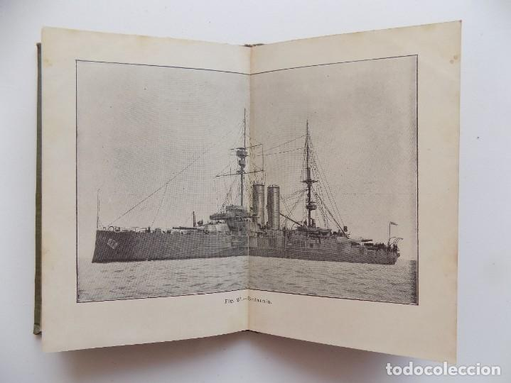 Libros antiguos: LIBRERIA GHOTICA. ANGEL BLANCO. ARQUITECTURA NAVAL. 1910. MUY ILUSTRADO - Foto 4 - 276371678
