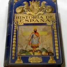 Libri antichi: HISTORIA ESPAÑA. Lote 276435213