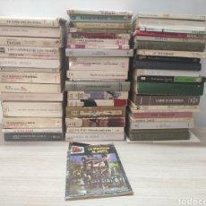 Libros antiguos: LOTE 54 LIBROS NOVELAS VARIOS. Lote 276443643