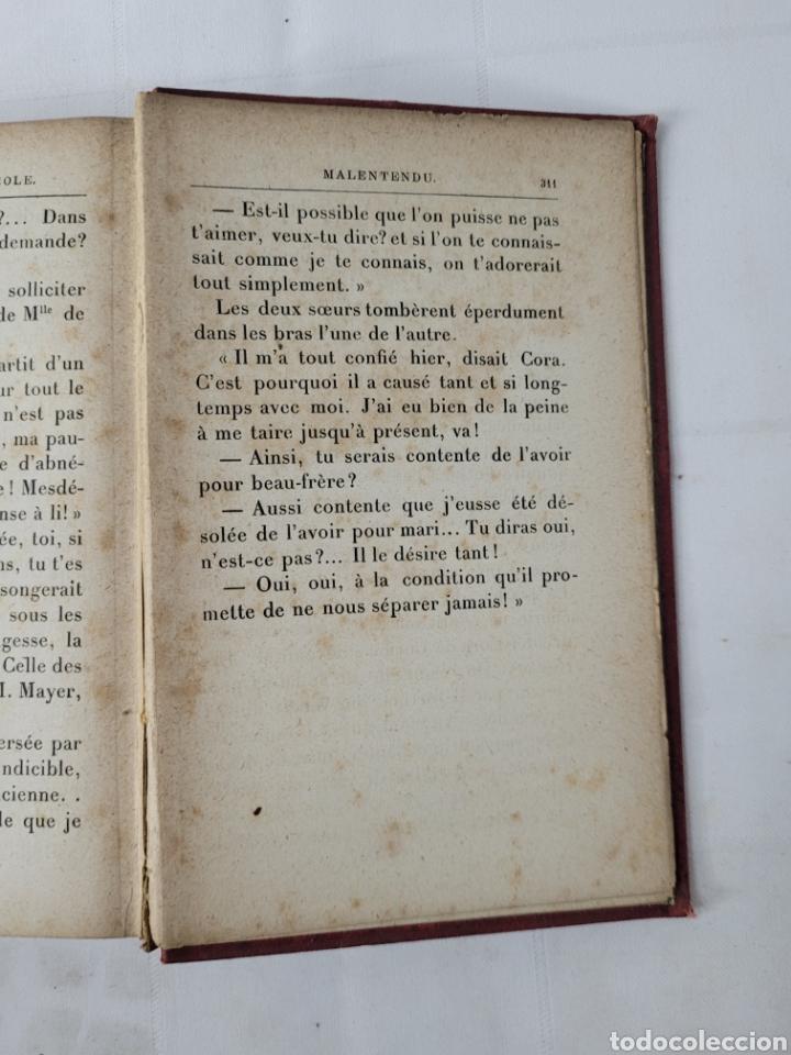 Libros antiguos: Yette Historia DUne Jeune Créole par Th. Bentzon - Foto 6 - 276501263