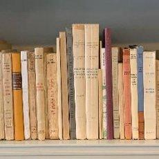 Libros antiguos: BIBLIOTECA GALLEGA / TEMA GALLEGO / GALEGO / MUCHOS CON DEDICATORIA AUTOGRAFA / DEDICADO / GALICIA. Lote 276563973