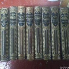 Libros antiguos: COLECCIÓN COMPLETA, HISTOIRE CONTEMPORAINE DE FRANCIA, DESDE 1789. Lote 276610733