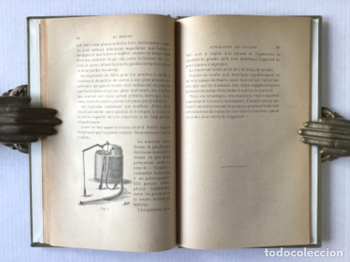Libros antiguos: RÉSUMÉ PRATIQUE DES TRAITEMENTS DU MILDIOU. - VERMOREL, V. - Foto 4 - 276657238