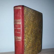 Libros antiguos: VIDAS HISTÓRICAS, CRONOLÓGICAS Y GEOGRÁFICAS DE LOS SANTOS APÓSTOLES SAN PEDRO Y SAN PABLO. 1829.. Lote 276693968