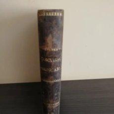 Libros antiguos: 1589 - DISCURSOS PREDICABLES A MODO DE DIÁLOGOS - JUAN DE TOLOSA - FRANCISCO DEL CANTO. Lote 276697438