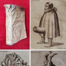 Libros antiguos: AÑO 1652 - 33 CM - 1,7 KG - SORPRENDENTE LIBRO DE ANTIGÜEDADES - 100 PRECIOSOS GRABADOS. Lote 276712068