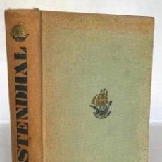 Libros antiguos: STENDHAL. - KAISER, RUDOLF.. Lote 123204758