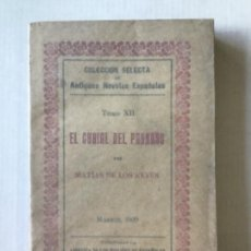 Libros antiguos: EL CURIAL DEL PARNASO. - REYES, MATÍAS DE LOS.. Lote 123236514