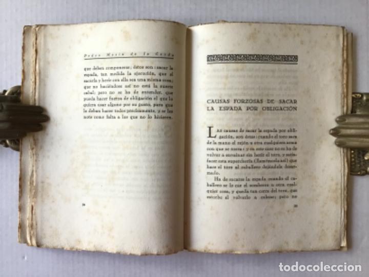 Libros antiguos: DISCURSO DE LA CAVALLERÍA DEL TOREAR. - MESÍA DE LA CERDA, Pedro. - Foto 3 - 123217666