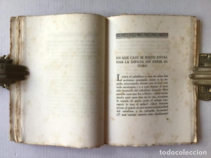 Libros antiguos: DISCURSO DE LA CAVALLERÍA DEL TOREAR. - MESÍA DE LA CERDA, Pedro. - Foto 5 - 123217666