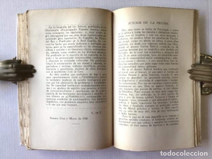Libros antiguos: EL DESNUDO DE ARTE. Estudio social, moral y estético acerca de su profusión pública. - SALICRÚ PUIGV - Foto 5 - 123243570