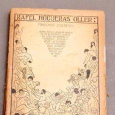 Libros antiguos: LES TENEBROSES - RAFAEL NOGUERAS OLLER - AVANTGUARDES VANGUARDIA - 1905 - CALIGRAMA - CAL·LIGRAMA. Lote 276905428