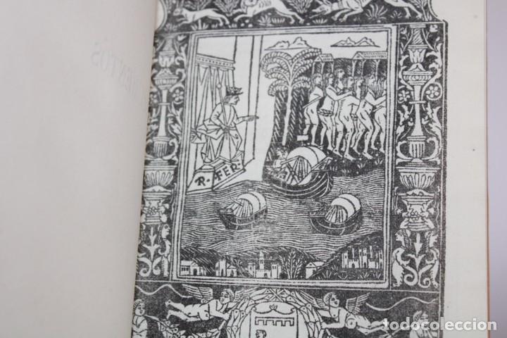 Libros antiguos: 1892 HOMENAJE DEL ARCHIVO HISPALENSE AL CUARTO CENTENARIO DEL DESCUBRIMIENTO DEL NUEVO MUNDO - Foto 8 - 277177023