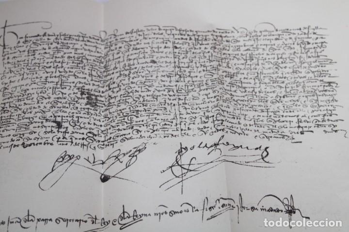 Libros antiguos: 1892 HOMENAJE DEL ARCHIVO HISPALENSE AL CUARTO CENTENARIO DEL DESCUBRIMIENTO DEL NUEVO MUNDO - Foto 11 - 277177023