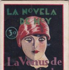 Libros antiguos: EMILIO CARRERE: LA VENUS DE ENCRUCIJADA. Lote 277219948